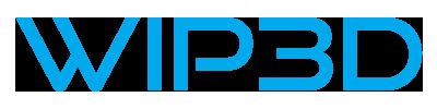 WIP 3D Logo